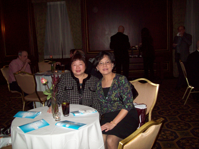 New England Book Festival Gala in January 2012