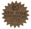New York Book Festival Honorable Mention